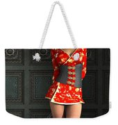 The Gate Keeper Weekender Tote Bag