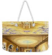 The Gate Keeper Weekender Tote Bag by Teresa Gostanza