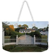The Gate Weekender Tote Bag