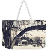 The Gazebo Weekender Tote Bag