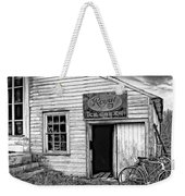 The General Store Bw Weekender Tote Bag