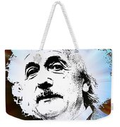 The Genius Mind Weekender Tote Bag