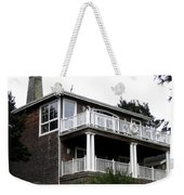 The Getaway Weekender Tote Bag