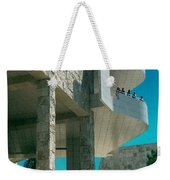 The Getty Panel Three From Triptych Weekender Tote Bag