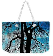 The Ghostly Tree Weekender Tote Bag