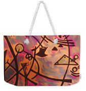 The Ghilotine Weekender Tote Bag