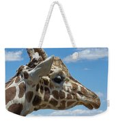 The Giraffe Weekender Tote Bag