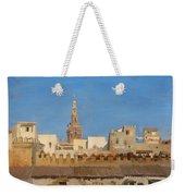 The Giralda. Seville Weekender Tote Bag