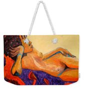 The Girl From Ipanima Weekender Tote Bag