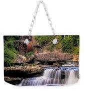The Glade Creek Mill Weekender Tote Bag