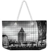 The Glass Windows Of The Market Hall In Rotterdam Weekender Tote Bag