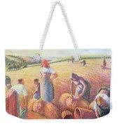 The Gleaners Weekender Tote Bag