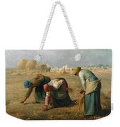 The Gleaners Weekender Tote Bag