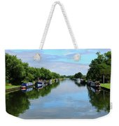 The Gloucester And Sharpness Canal Weekender Tote Bag