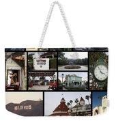 The Glow Of Southern California Weekender Tote Bag