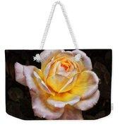 The Glowing Rose Weekender Tote Bag