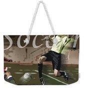 The Goalkeeper Weekender Tote Bag