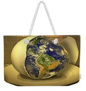 The God's Egg Weekender Tote Bag