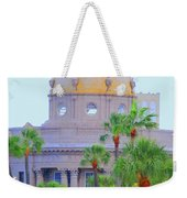 The Gold Dome Weekender Tote Bag
