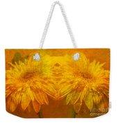 The Gold Mirror Weekender Tote Bag