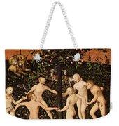 The Golden Age Weekender Tote Bag