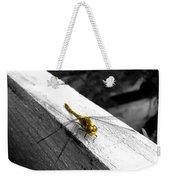 The Golden Dragon Weekender Tote Bag