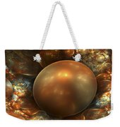 The Golden Nest Weekender Tote Bag