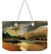 The Golden Path Weekender Tote Bag