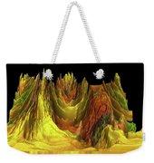 The Golden Valley Weekender Tote Bag