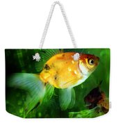 The Goldfish Weekender Tote Bag