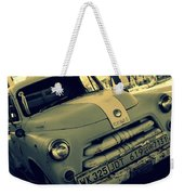 The Good Old Days On Route66 Weekender Tote Bag