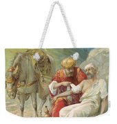 The Good Samaritan Weekender Tote Bag by Ambrose Dudley