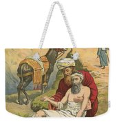 The Good Samaritan Weekender Tote Bag