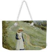 The Goose-girl  Weekender Tote Bag