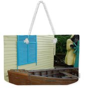 The Gordons Fisherman House Weekender Tote Bag
