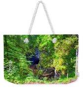 The Gorge In The Wood Weekender Tote Bag