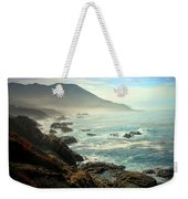 The Gorgeous California Coast Weekender Tote Bag