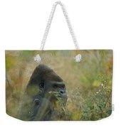 The Gorilla 5 Weekender Tote Bag