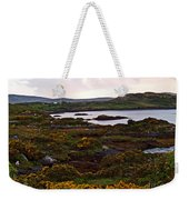 The Gorse It Was Abloomin Weekender Tote Bag