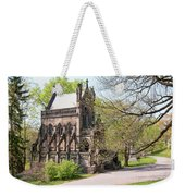 The Gothic Temple In Spring Grove Cemetery Weekender Tote Bag