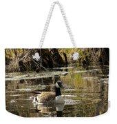 The Graceful Goose Weekender Tote Bag