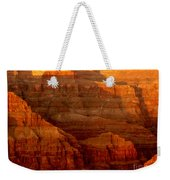 The Grand Canyon West Rim Weekender Tote Bag
