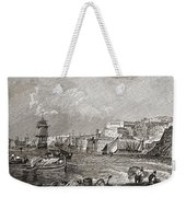 The Grand Harbour, Valetta, Malta After Weekender Tote Bag