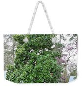 The Grand Magnolia Weekender Tote Bag