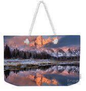 The Grand Teton Weekender Tote Bag