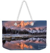 The Grand Teton Weekender Tote Bag