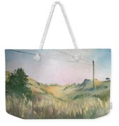 The Grass Weekender Tote Bag