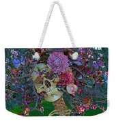 Fugitive From Society Weekender Tote Bag