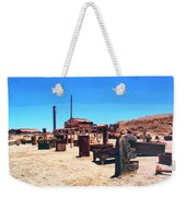 The Graveyard Weekender Tote Bag