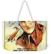 The Great Air Robbery 1919 Weekender Tote Bag